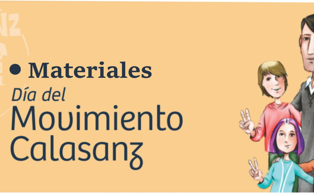 Materiales Movimiento Calasanz