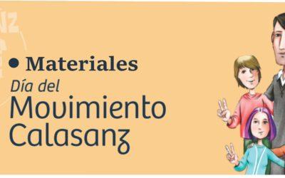 Materiales- Celebración Día del Movimiento Calasanz